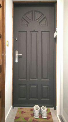 Black door  DIY Watermelon mat door DIY