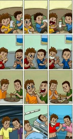 Amigos para siempre (ಥ﹏ಥ)
