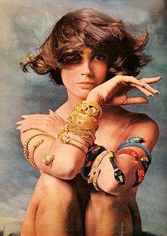 Snake bracelets, 1964