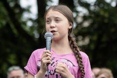 22 Greta A Brave Climate Activist Ideas Greta Climates Swedish Girls