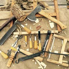 Dave Canterbury self reliance handmade tools
