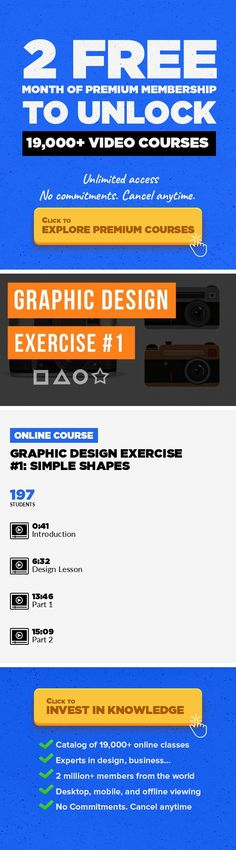 Graphic Design Exercise #1: Simple Shapes Design, Product Design, Illustration, Adobe Illustrator, Drawing, Creative, Vector Design #onlinecourses #onlinelearningeducation #onlinelearningteaching   This short class will focus on simplifying a design using simple shapes. This exercise will help you to develop your design skills by looking at complicated designs through simple shapes.At first, this ...
