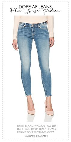 d42d424b96237 These jeans are doooope and they re plus size!