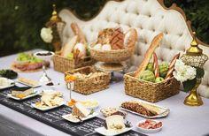 Beautiful Cheese Table!