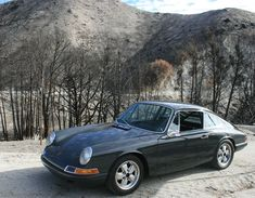 Magnus Walker 911...just a wee bit jealous of this fellow's most excellent collection of Vintage Porsches.
