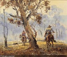 DOYLE D'Arcy W.,Sheep muster