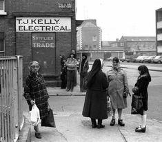 Cork Ireland, Dublin Ireland, Old Pictures, Old Photos, Black White Photos, Black And White, Dublin Street, Ireland Homes, Historical Photos
