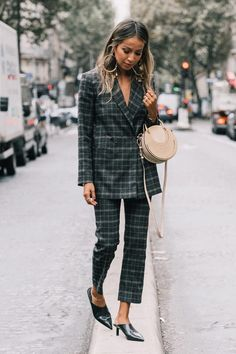 Костюмная клетка for clients ootd looks street style, looks, Plaid Outfits, Blazer Outfits, Blazer Fashion, Winter Outfits, Workwear Fashion, Workwear Women, Fashion Outfits, Dress Outfits, Stylish Outfits