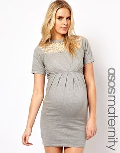 French Connection Maternity Jersey Jumpsuit Exclusive to ASOS ...