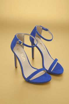 All Eyes On You and your elegant heels. Blue High Heels, Summer Wedding Guests, Hot Heels, Shoe Shop, Kid Shoes, Footwear, Street Style, Man Shop, Eyes