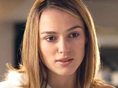 """Juliet (Keira Knightley): """"I know you're Peter's best friend and I know you've never particularly warmed to me. Look, don't... don't argue. We've never got friendly. But I just wanted to say, I hope that can change. I'm nice. I really am. Apart from my terrible taste in pie and... It would be great if we could be friends."""" -- from Love Actually (2003) directed by Richard Curtis"""