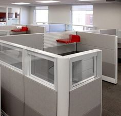 Change The Look Of Your Workstation With Used Cubicles Used Cubicles, Office Cubicles, Office Designs, Money, Business, Kitchen, Table, Blog, Furniture