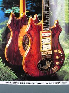 "Jerry Garcia's ""Tiger"""