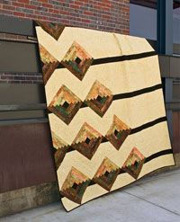 Abacus by Bev Getschel in Quilters Newsletter Presents Best Modern Quilts 2014
