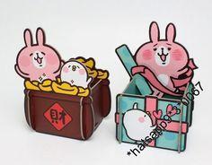 台灣全家 KANAHEI Animals Usagi & Piske 卡娜赫拉小動物 P助與兔兔置物架 全2款 - Yahoo! 拍賣