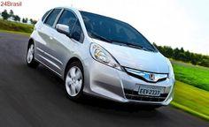 Fit, Civic e City estão na lista : Honda faz recall de quase 35 mil carros no Brasil por falha no airbag