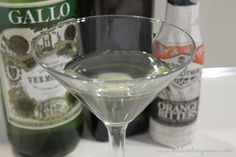 Tummy Tightener, 1934 – Vintage Cocktail Friday