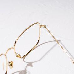 Sterre eyeglasses in Gold Color | Optical | TIJN Eyewear – Shop Prescription Eyeglasses & Blue Light Filter Glasses Online
