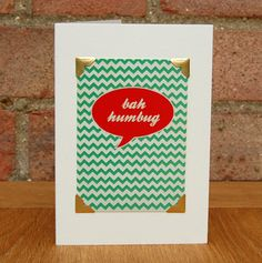 Quirky cards by Be-Bop-A-Lu-La