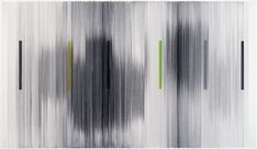 notations 03 2014 graphite & colored pencil on mat board 34 by 59 inches
