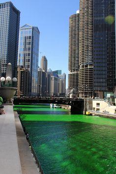 Chicago St. Patrick's Day Garrett Gormley