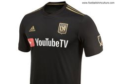 0e9e03322dc  football  soccer  futbol  lafc  mls Los Angeles FC 2018 Adidas Home