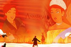 Photo of Anastasia Wallpaper for fans of Childhood Animated Movie Heroines. Do not upload to any other spot, website or use to make icons or other graphics, thank you Princesa Anastasia, Disney Anastasia, Anastasia Broadway, Anastasia Movie, Anastasia Romanov, Disney Movies, Disney Characters, Heroine Photos, Movie Wallpapers