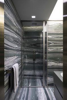 Bathroom design by Armani/Casa Designs