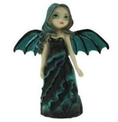 Nemesis Now Sea Beacon Miniature Fairy Figurine Miniature Fairy Figurines, Gothic, Fantasy, Mythical Creatures, Decoration, Fairies, Dragons, Disney Characters, Fictional Characters