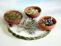 Magical Herbs Used for Smudging