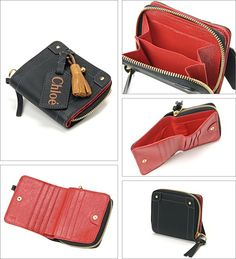 信頼できるクロエ【Chloe】エデン つ折財布 ブラック激安セール中。機能的なラウンドファスナー式のお二つ折り財布は超人気。シンプルなデザインなので、男女を問わずに長くご愛用いただけます。余計な装飾のないシンプルなデザインは、素材の良さが際立ちます。開閉種別:スナップ内部様式:札入れ×1、カードポケット×6、オープンポケット×2、ファスナーポケット×1 。