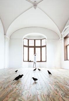 MARBELOUS: Pernille Snedker Hansen reinvents a centuries-old craft