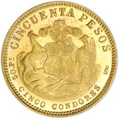 See melt values for Chile Gold 50 Peso Explore historical melt value trends and use the NGC coin melt value calculator to calculate the value of the gold in your coins. Chile, Gold, Chili Powder, Chilis, Yellow