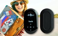 Planning for a trip throughout the world? You'll probably want to speak to people. The portable Travis device can translate 80… #Gadgets