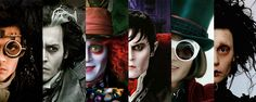 Johnny Depp e Tim Burton - AdoroCinema