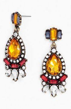 Crystal paisley drop earrings http://rstyle.me/n/pi3b5nyg6