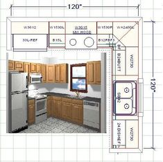12 popular kitchen layout design ideas kitchen pinterest