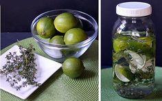 Herbal Health Care: Lemon Vinegar for your Health