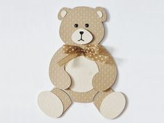 Items similar to Teddy Bear Decor Nursery Decor Childrens Room Decor Nursery Art Brown White Baby's Room Wall Decor on Etsy