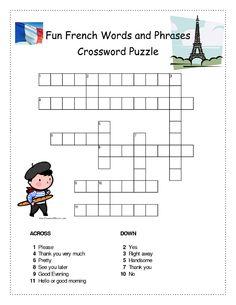 easy kids crossword puzzles kiddo shelter educative puzzle for kids pinterest kids. Black Bedroom Furniture Sets. Home Design Ideas