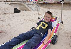 Roll on Summer: Sun Lounger Trolley - ChelseaMamma