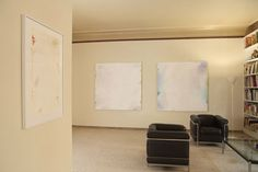 "Heike Neumeister ""Zartweiß"" Solo show at Galerie Artlantis, Nov 14, 2015 -March 12, 2016."