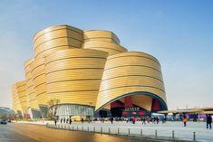 Wanda Movie Park,Courtesy of Stufish Entertainment Architects