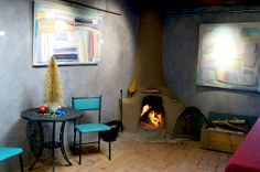 Little Gallery artist Kathryn Gastelum's colorful abstracts are on display now through December 13th! 2013/2014 Season #NationalHistoricDistrict #DeGrazia #Artist #Ettore #Ted #GalleryInTheSun #ArtGallery #Gallery #Adobe #Architecture #Tucson #Arizona #AZ #Catalinas #Desert #LittleGallery #Exhibition