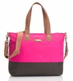 """Ohhhh, love all these gorgeous diaper bags -- perfect for a mom who doesn't want that """"mom"""" look!"""