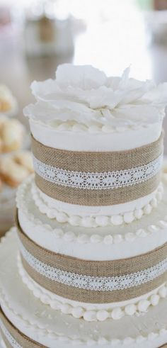 Cake-cutting,cake,cakes,food,burlap,chic,rustic,tan,wedding,Knoxville ,Tennessee