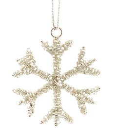 Add a touch of luxury and sparkle to your Christmas tree with this little beauty.