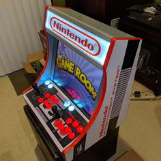 Bartop Arcade multicade thousands of games Multicade MAME Retro Arcade, Pi Arcade, Arcade Bartop, Arcade Games, Video Game Costumes, Video Games, Mini Arcade Machine, Diy Arcade Cabinet, Turbografx 16