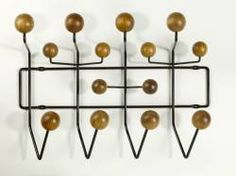 Porte-manteaux Hang It All - Charles et ray Eames - Vitra
