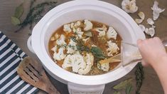 Detox Crockpot Soup Recipe to Banish Belly Bloat | eHow